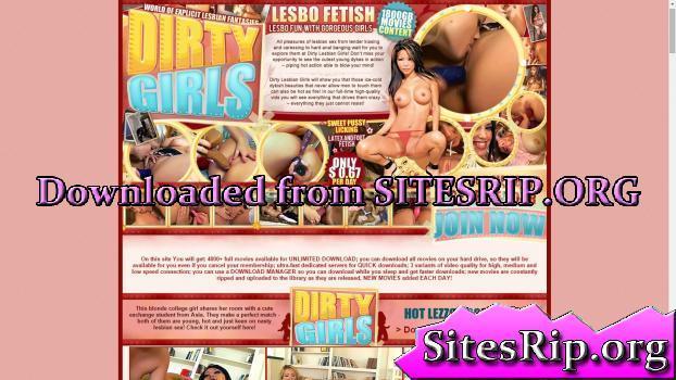 DirtyLesbianGirls – SITERIP