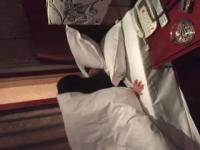 【預計4月25日21時下載地址生效】酒店裹在棉被里长发骚女主动摇摆享受 和朋友一起欣赏性爱激情 淫乱场面 感谢投稿分享