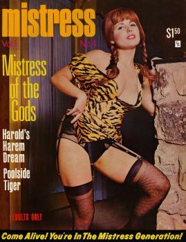 femdom magazine retro