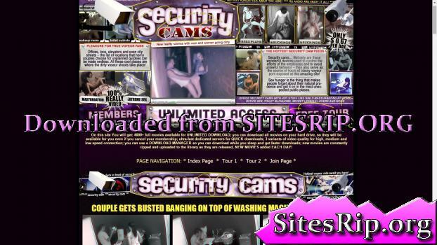 SecurityCams – SITERIP