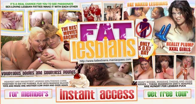 FatLesbians - SiteRip
