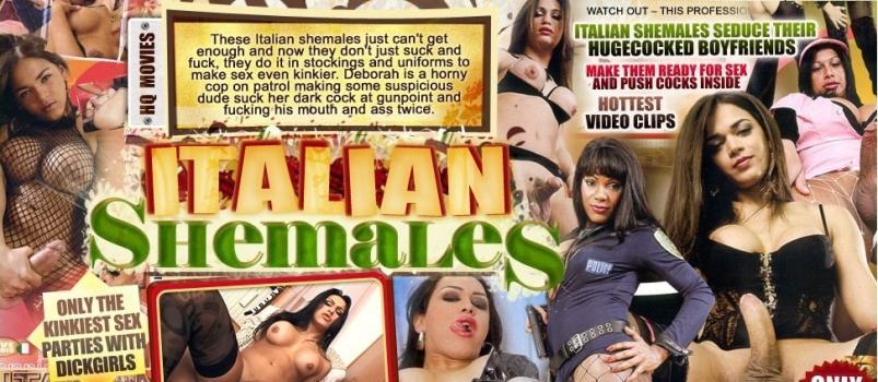 ItalianShemale - SiteRip