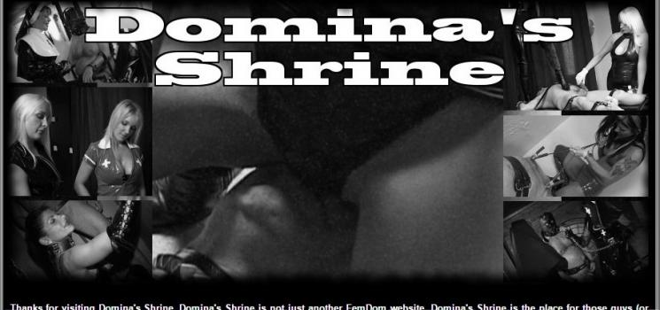 DominasShrine - SiteRip