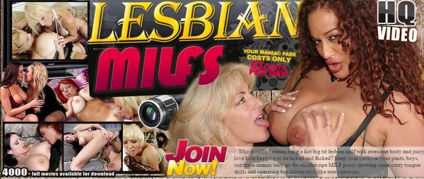 LesbianMilfs - SiteRip