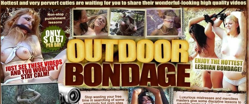 HotOutdoorBondage - SiteRip