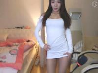 【預計5月21日21時下載地址生效】韓國winktv無名女主播17-1 长发正妹性感内衣热舞 卖弄骚姿