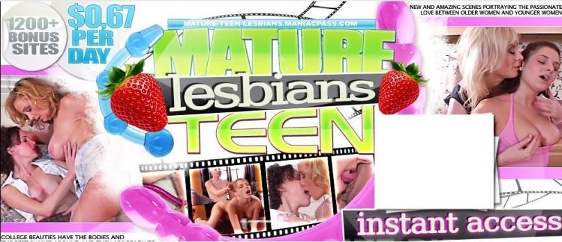 MatureAndTeenLesbians - SiteRip