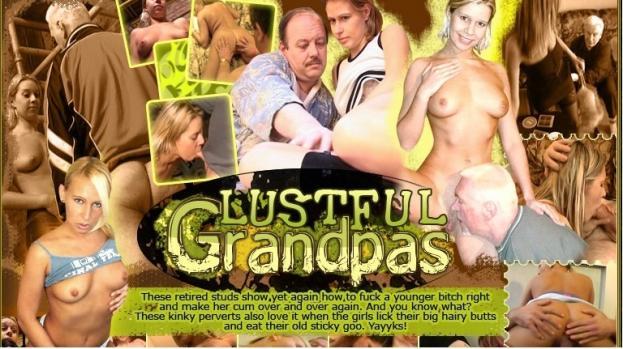 LustfulGrandpas - SiteRip