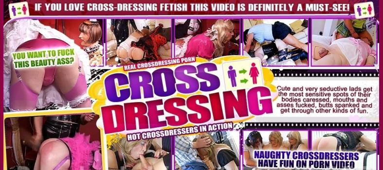 CrossDressing - SiteRip