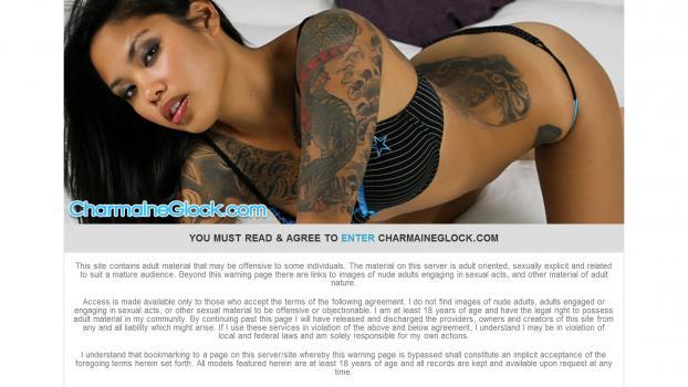 CharmaineGlock – SiteRip