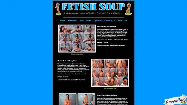 FetishSoup.com - SITERIP