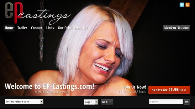 EP-Castings - SiteRip