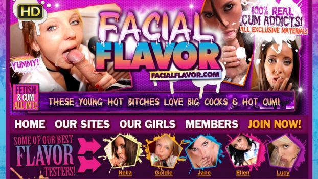 FacialFlavor - SiteRip