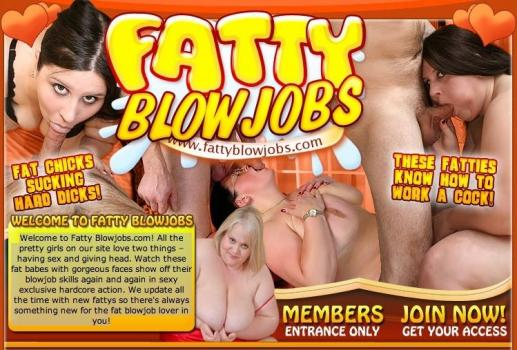 FattyBlowjobs - SiteRip