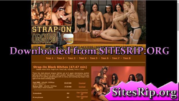 Strap-OnOrgies – SITERIP