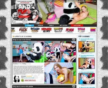 PandaFuck – SiteRip