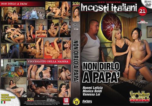 Incesti Italian 22 - Non Dirlo a Papa
