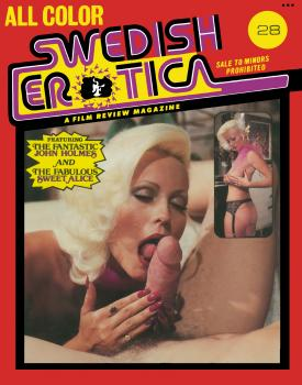 Magazine threesome porno swedish