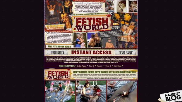 FetishWorld.com - SITERIP