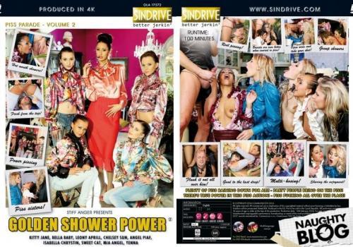 Golden Shower Power # 2