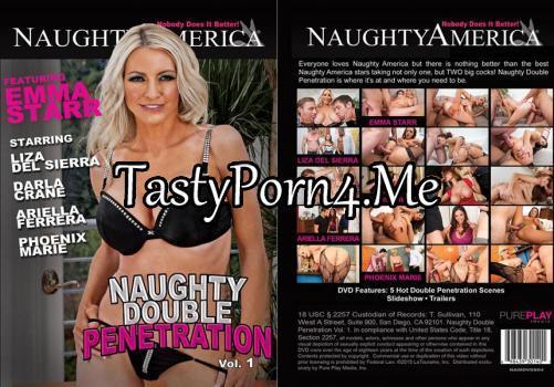Naughty Double Penetration