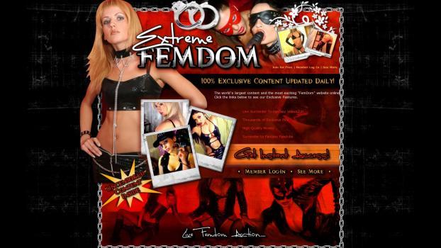 ExtremeFemdom - SiteRip