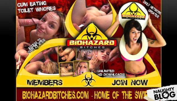 BiohazardBitches.com - SITERIP