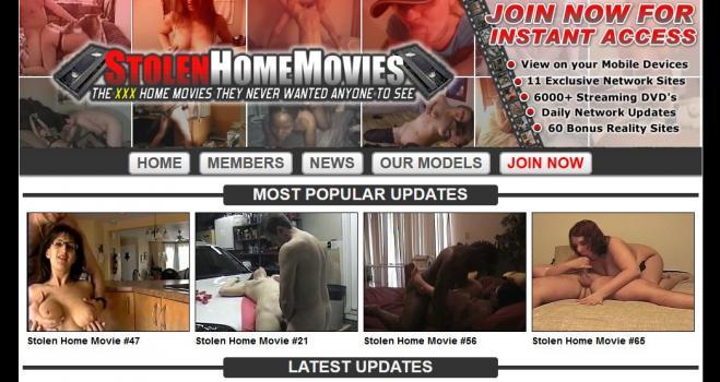 StolenHomeFilms - SiteRip