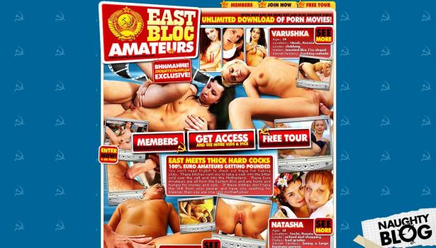 EastBlocAmateurs.com - SITERIP