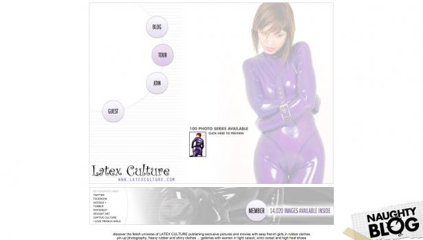 LatexCulture.com - SITERIP
