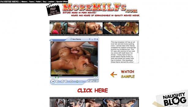 MoreMilfs.com - SITERIP