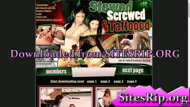 StewScrewTatoo – SITERIP