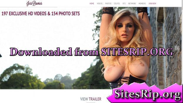 Jess-Davies Pics SITERIP