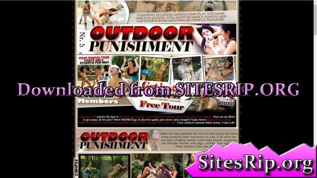 OutdoorPunishment – SITERIP