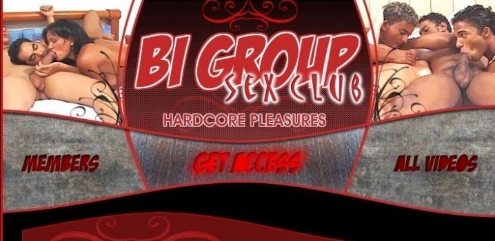 BiGroupSex - SiteRip
