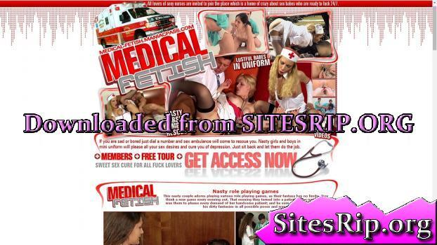 MedicalFetish – SITERIP