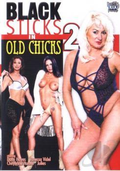 Black Sticks In Old Chicks #2