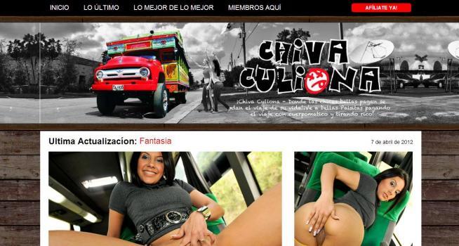 ChivaCuliona - SiteRip